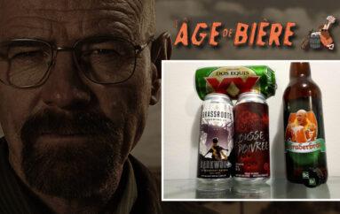 L'Âge de Bière – S02 – EP17: Dos Equis, Darkwood et Rousse Poivrée