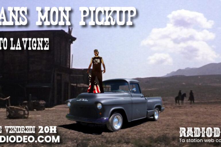 Dans mon Pickup avec Toto Lavigne – 31 Juillet: Ennio Morricone !