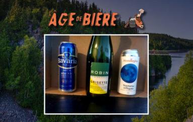 L'Âge de Bière – S02 – EP27: Bavaria, Grisette d'Épeautre et Nocturna Affogato