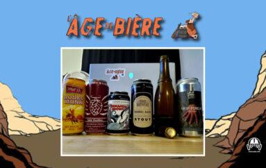 L'Âge de Bière – S02 – EP28: Rodeo Monk, Berliner Weiss CCG et Yukon Brewing