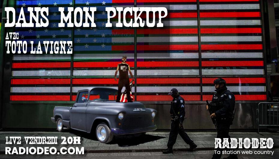 Dans mon Pickup avec Toto Lavigne – 11 Septembre