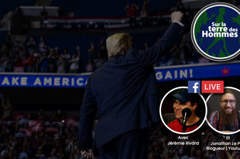SLTDH – S05 – EP23: LIVE! – Que Dieu bénisse Donald Trump!
