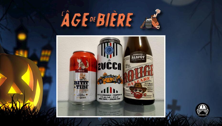 L'Âge de Bière – S02 – EP34: La Bittt à Tibi Rousse, Zucca & Rouge Samare