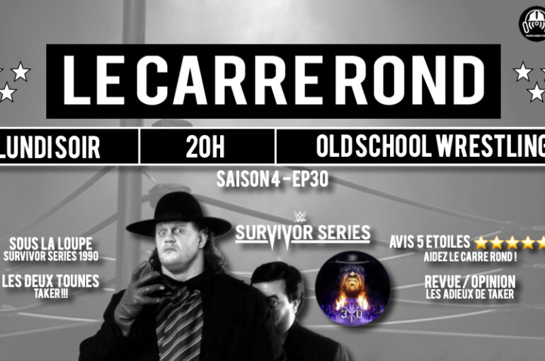 Le Carré Rond – S04 – EP30: Takermania