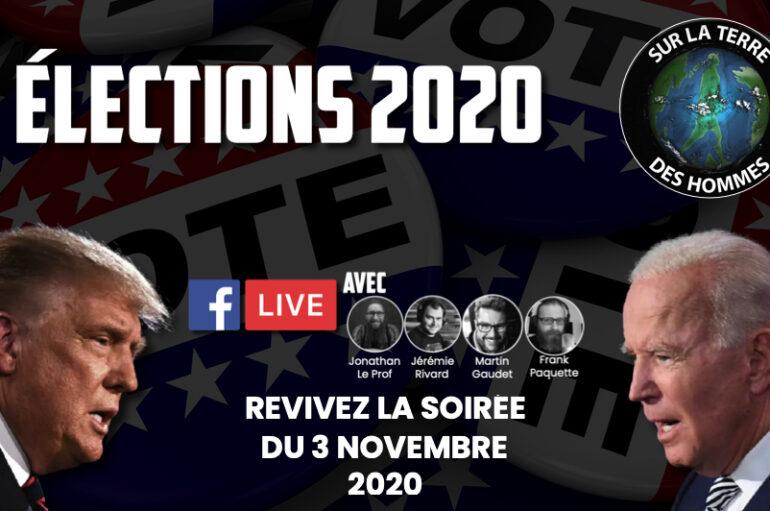 SLTDH – S05 – EP29: Élections Présidentielles 2020