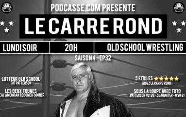 Le Carré Rond – S04 – EP32: MERCI Pat !