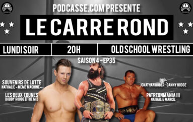 Le Carré Rond – S04 – EP35: Patreonmania III
