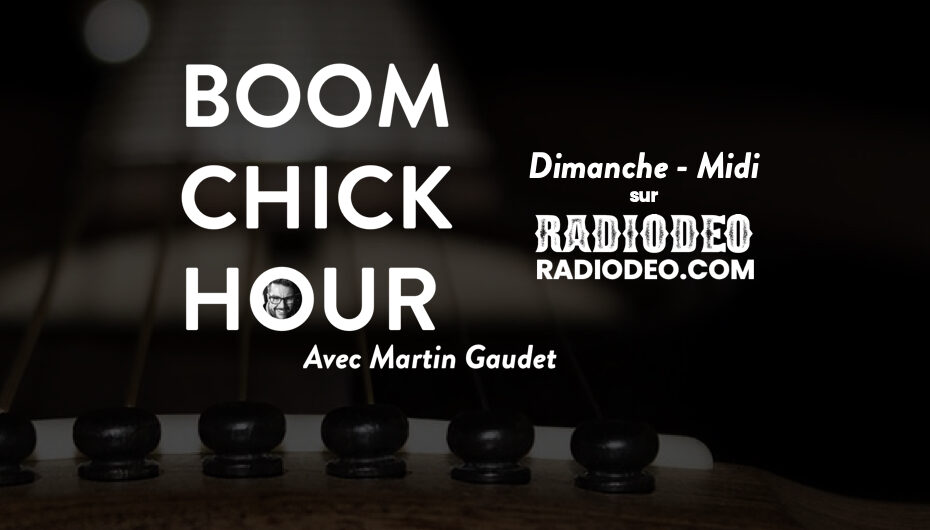 Boom Chick Hour – EP02: Slide guitar avec le grand Jerry Douglas