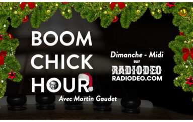 Boom Chick Hour – EP07: Joyeux Noël !