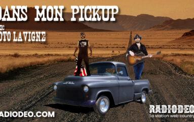 Dans mon Pickup avec Toto Lavigne – 13 Novembre