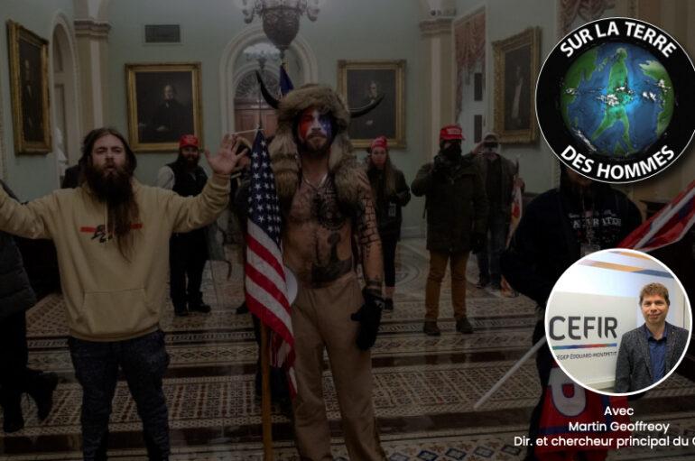 SLTDH – S05 – EP40: Qanon et la radicalisation avec Martin Geoffroy
