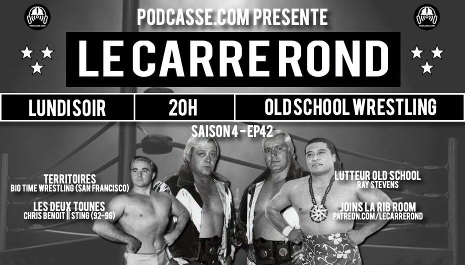 Le Carré Rond – S04 – EP42: San Francisco, Roy Shire & Ray Stevens