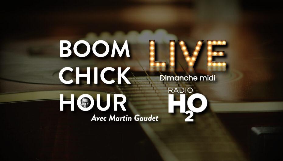 Boom Chick Hour – EP11: Steve Hill et autres excellents pickers…