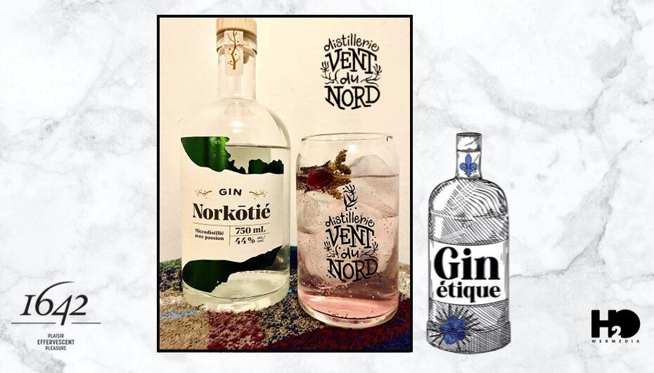 Ginétique – EP03: Norkotié de Distillerie Vent du Nord