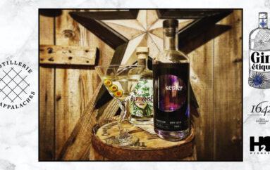 Ginétique – EP04: Kepler de la Distillerie des Appalaches