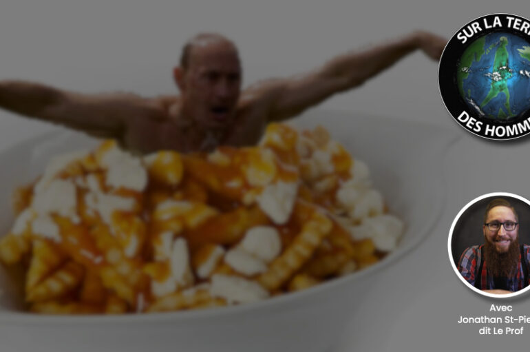 SLTDH – S05 – EP46: Poutine Extra Fromage