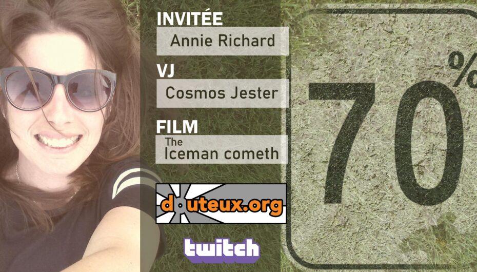 70 – 709 – Annie Richard, 2021-03-15
