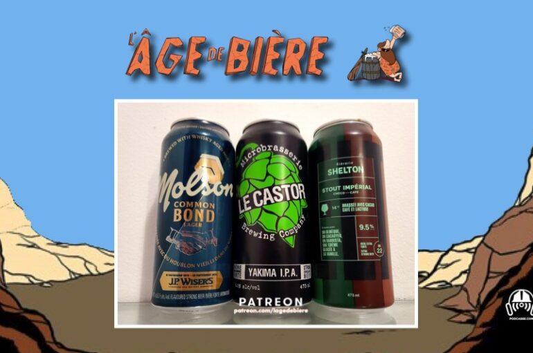 L'Âge de Bière – S03 – EP07: Common Bond, Yakima et Choco-Café de Shelton