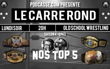 Le Carré Rond – S04 – EP43: Top 5 de Martin & Toto !