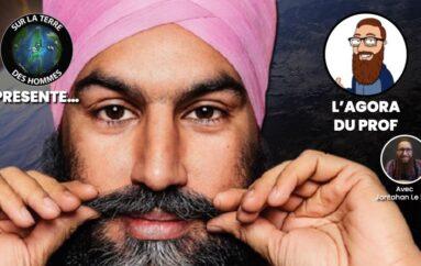 SLTDH – L'agora du Prof – EP01: Jagmeet Singh