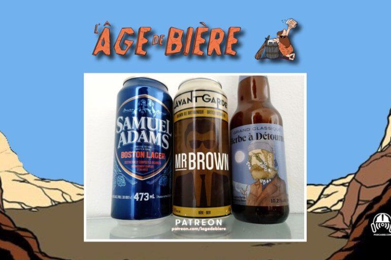 L'Âge de Bière – S03 – EP08: Boston Lager, Mr. Brown et Herbe à Détourne