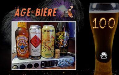 L'Âge de Bière – EP100