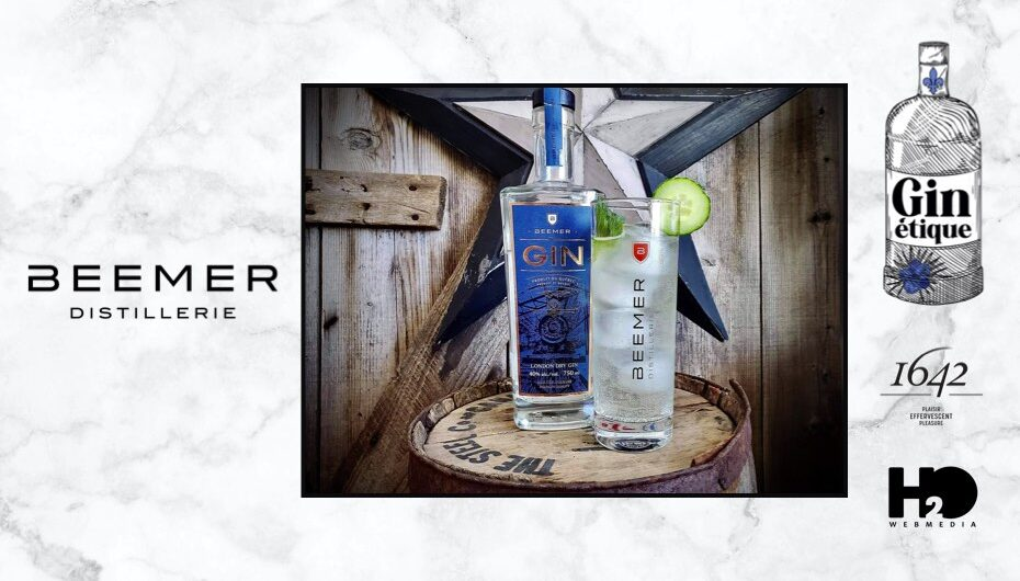 Ginétique – EP08: Beemer Gin