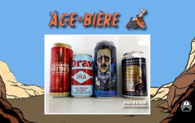 L'Âge de Bière – S03 – EP16: Alexander Keith's Red, Drav IRA et Mr. Poe
