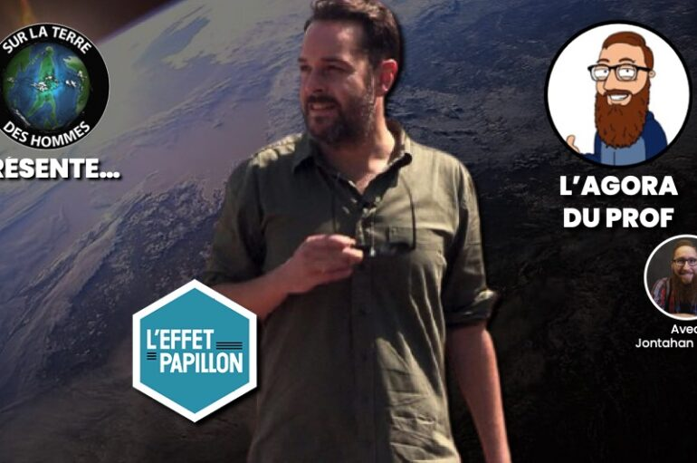 SLTDH – L'agora du Prof – EP03: Benoit Chaumont