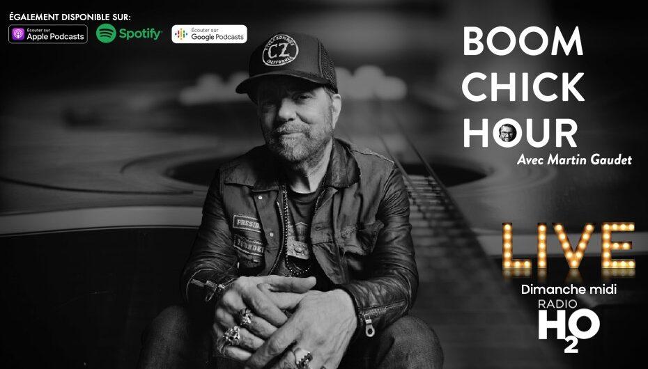 Boom Chick Hour – EP26: Daniel Lanois & Friends