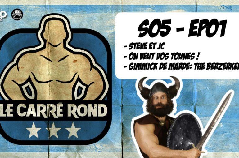 Le Carré Rond – S05 – EP01: WE'RE BACK !