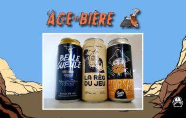 L'Âge de Bière – S03 – EP23: avec St-Drôme: Belle Gueule, La Règ du Jeux et Victor Sabro