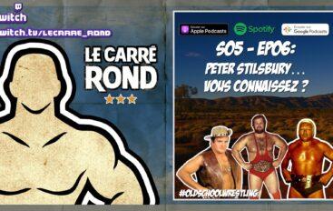Le Carré Rond – S05 – EP06: Peter Stilsbury… Vous connaissez ?