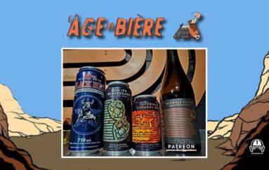 L'Âge de Bière – S03 – EP29:avec Beauregard #2 – Blackbull, DDH IPA et Caramel Salé