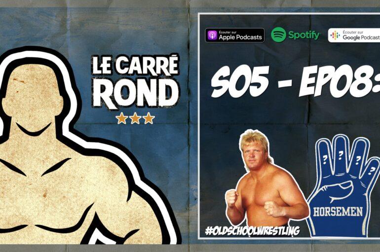 Le Carré Rond – S05 – EP08: Rebooking 4 Hoursement et RIP Beautiful Bobby