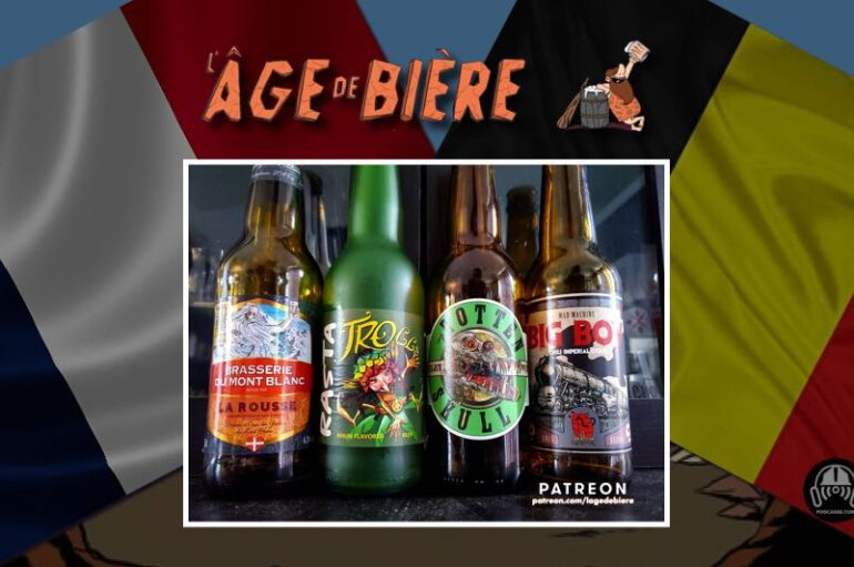 L'Âge de Bière – S03 – EP31: Maelzode #1 – La Rousse, Rasta Trolls et Rotten Skull BW
