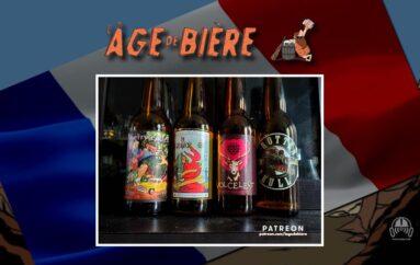 L'Âge de Bière – S03 – EP32: Maelzode #2 – Cherryleader, Cognac Barrel et Volcelest