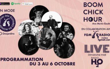 Boom Chick Hour – EP35: En Mode FGMAT ! – 3 au 6 Octobre