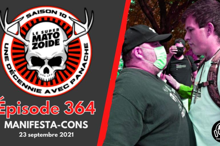 Le Super Matozoïde – S10#364 Manifesta-cons