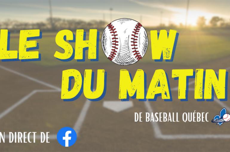 Le Show du Matin – 15 Octobre 2021