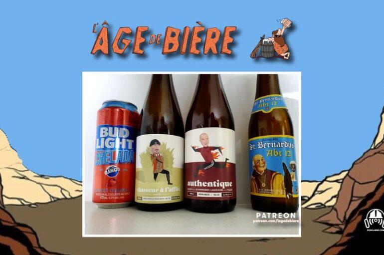 L'Âge de Bière – S03 – EP35: Bud Light Chelada, Challeur à l'affût et Authentique